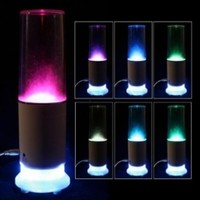 LOCOMOLIFE Touch Sensor LED Water USB Mood Lamp Night Light Speaker:Amazon:Home & Kitchen