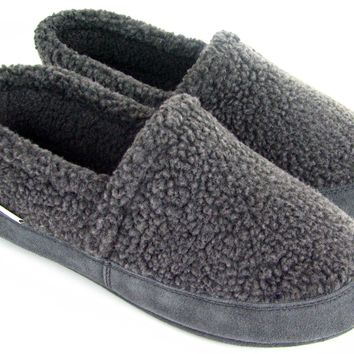 Polar Feet® Women's Perfect Mocs™ Grey Berber