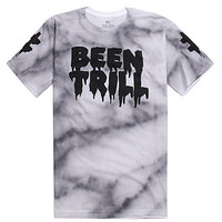 Been Trill Rock Hard Trill Crew T-Shirt - Mens Tee - Black - Small
