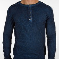 Salvage Slub Fabric Henley