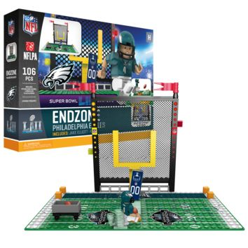 Philadelphia Eagles End zone Hero