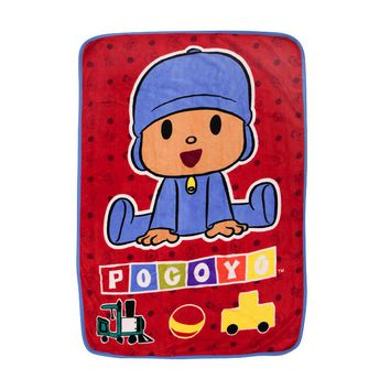 Pocoyo Fleece Blanket