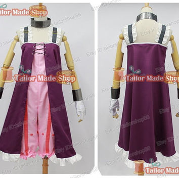 Deadman Wonderland Hummingbird Cosplay Costume pink
