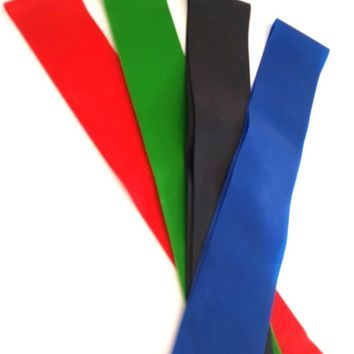 Latex Exercise Resistance Loop Bands