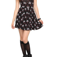 Rose Skulls Dress | Hot Topic
