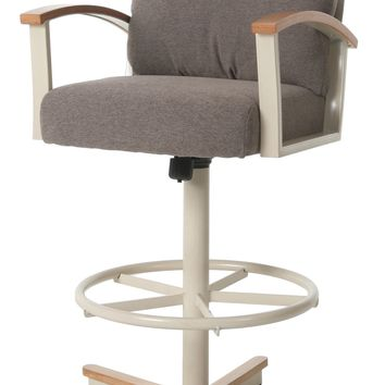 Impacterra Waimea Tilt-Swivel Stool Kachina Ridge