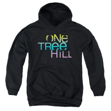 One Tree Hill - Color Blend Logo Youth Pull Over Hoodie