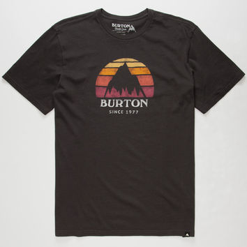 BURTON Underhill Mens T-Shirt | Graphic Tees