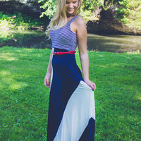 Nautical Sailor Maxi