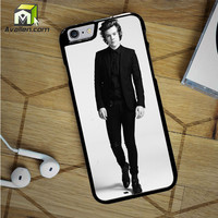 Harry Styles Black And White iPhone 6S Case by Avallen