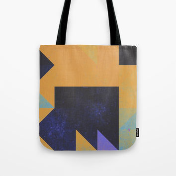 Comfort ZOne Tote Bag by DuckyB