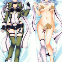 New Sword Art Online Asada Shinon Anime Anime Dakimakura Japanese Pillow Cover H2872