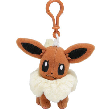 Pokemon Eevee Plush Key Chain