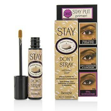 Benefit Stay Don't Stray (Stay Put Primer for Concealers & Eyeshadows) - Medium/Deep Make Up