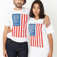 2001spim - Immigration Integration Tee