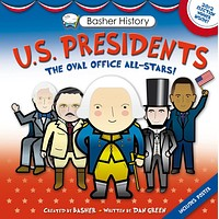 MPS BASHER HISTORY: US PRESIDENTS: REVISED EDITION