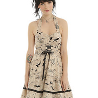 Disney Peter Pan Halter Dress