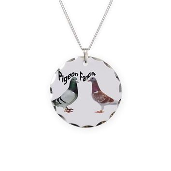PIGEON FANCIER NECKLACE