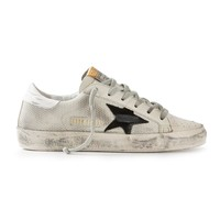 Golden Goose Deluxe Brand faded trainers