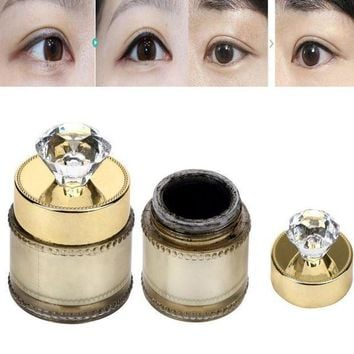 MDIGYN5 Permanent Makeup Eyebrow Tattoo Microblading Tool Ink Spoon Pigment Powder Holder Body Art Accessories