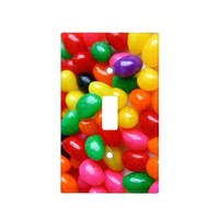 Jelly Beans Light Switch Cover