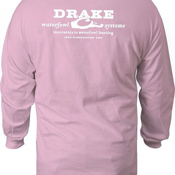 Drake Long Sleeve Logo T-Shirt