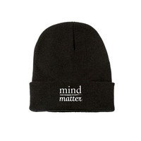 Mind Over Matter Beanie