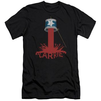 Carrie - Bucket Of Blood Short Sleeve Adult 30/1