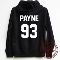 Liam Payne 93 One Direction Shirt Hoodie – Size S M L XL