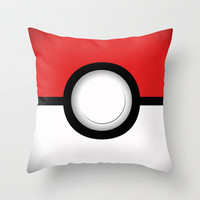 Pokémon Throw Pillow by Nicklas Gustafsson | Society6