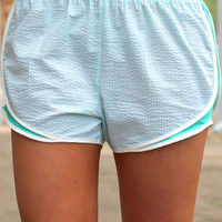 LAUREN JAMES: Shorties {Mint}