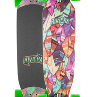 Riviera Quivers Skateboard Multi One Size For Men 27394095701