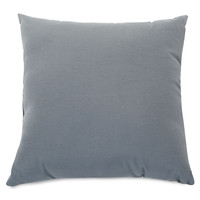 Gray Solid Extra Large Pillow