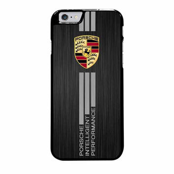 porsche aluminium brushed printedm iphone 6 plus 6s plus 4 4s 5 5s 5c 6 6s cases