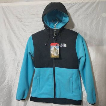 The North Face Kids Denali Fleece jacket/Winter fashion plus velvet