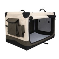 Petsfit 24 X 18 X 17 Inches Travel Pet Home Indoor/ Outdoor Home