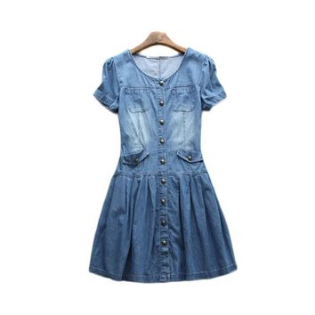 Barbie Denim Dress