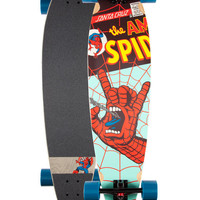 Santa Cruz X Marvel Spiderman Hand Cruzer Skateboard Multi One Size For Men 26051095701
