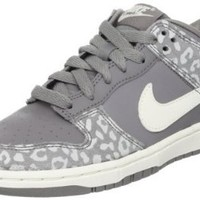 WMNS NIKE DUNK LOW SKINNY LIGHT CHARCOAL/GRANITE//SAIL 532362-002