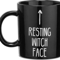 Resting Witch Face | MUG