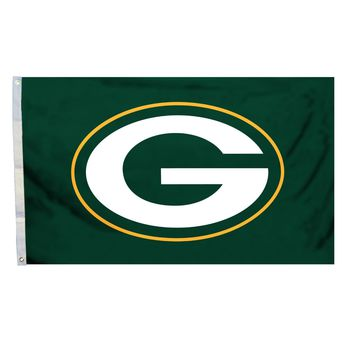 Green Bay Packers Game Day 3x5 Football Flag