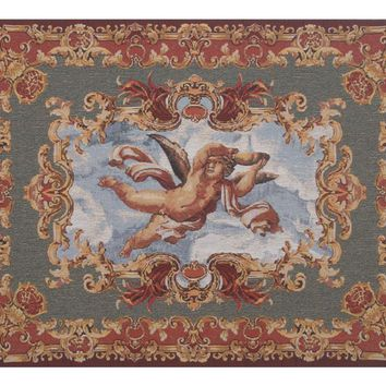 Angels Farnese Tapestry Wall Art Hanging