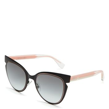 Fendi Cut Out Cat Eye Sunglasses | Bloomingdales's