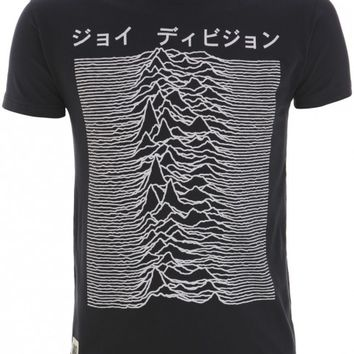 Joy Division Japan T-Shirt - Pirate Black - View All - MENS | Worn By