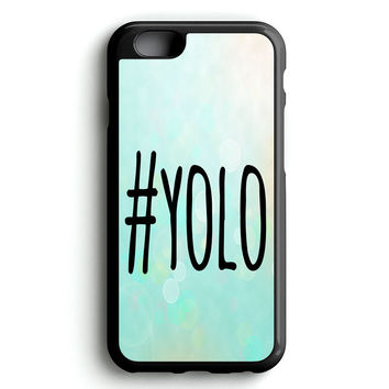 Yolo Hastag iPhone 4s iphone 5s iphone 5c iphone 6 Plus Case | iPod Touch 4 iPod Touch 5 Case