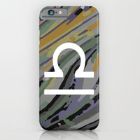 LIBRA iPhone & iPod Case by KJ Designs