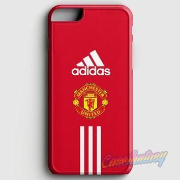 Manchester United Adidas Wallpaper iPhone 6/6S Case | casefantasy