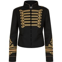 Red Valentino Military Jacket | Harrods.com