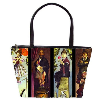 Haunted Mansion Double Sided Tote Bag