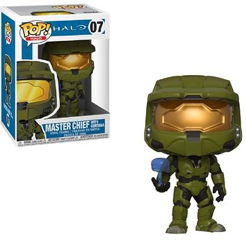 Master Chief with Cortana Funko Pop! Games Halo